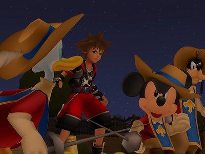 Kingdom Hearts HD 2.8 Final Chapter Prologue se deja ver en su tráiler definitivo antes de su lanzamiento