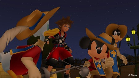 Kingdom Hearts HD 2.8 Final Chapter Prologue se deja ver en su tráiler definitivo antes de su lanzamiento