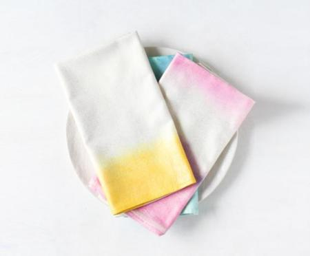 tea towels degradadas
