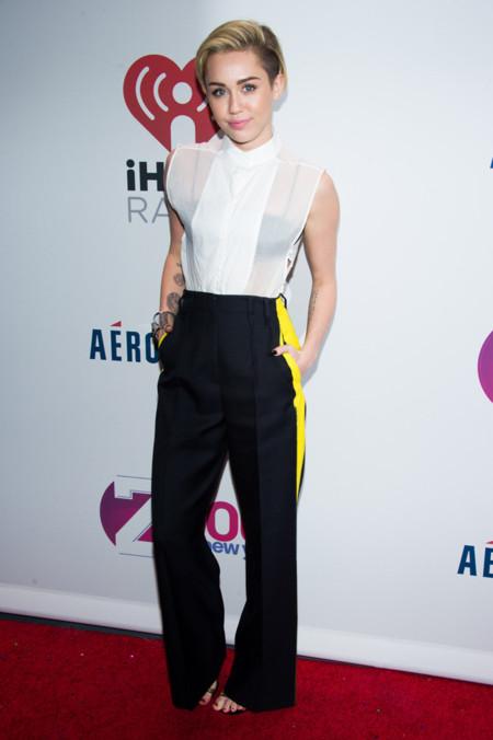 Miley Cyrus Maison Martin Margiela
