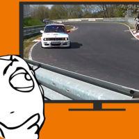 Después de esta salvada en Nürburgring vete a echar una quiniela, seguro que te toca
