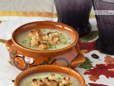 Sopas, cremas y otros platos de cuchara, protagonistas del menú semanal del 3 al 9 de noviembre