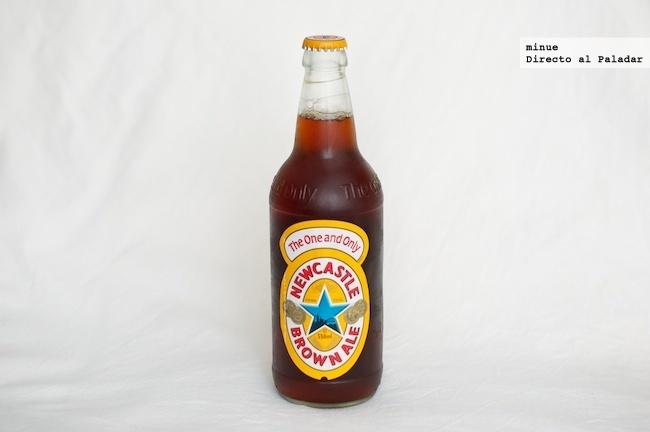 Newcastle Brown Ale - Cata de cerveza - 1