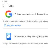 La aplicación de Google estrena 'Labs': su nueva sección para probar sus próximas funciones