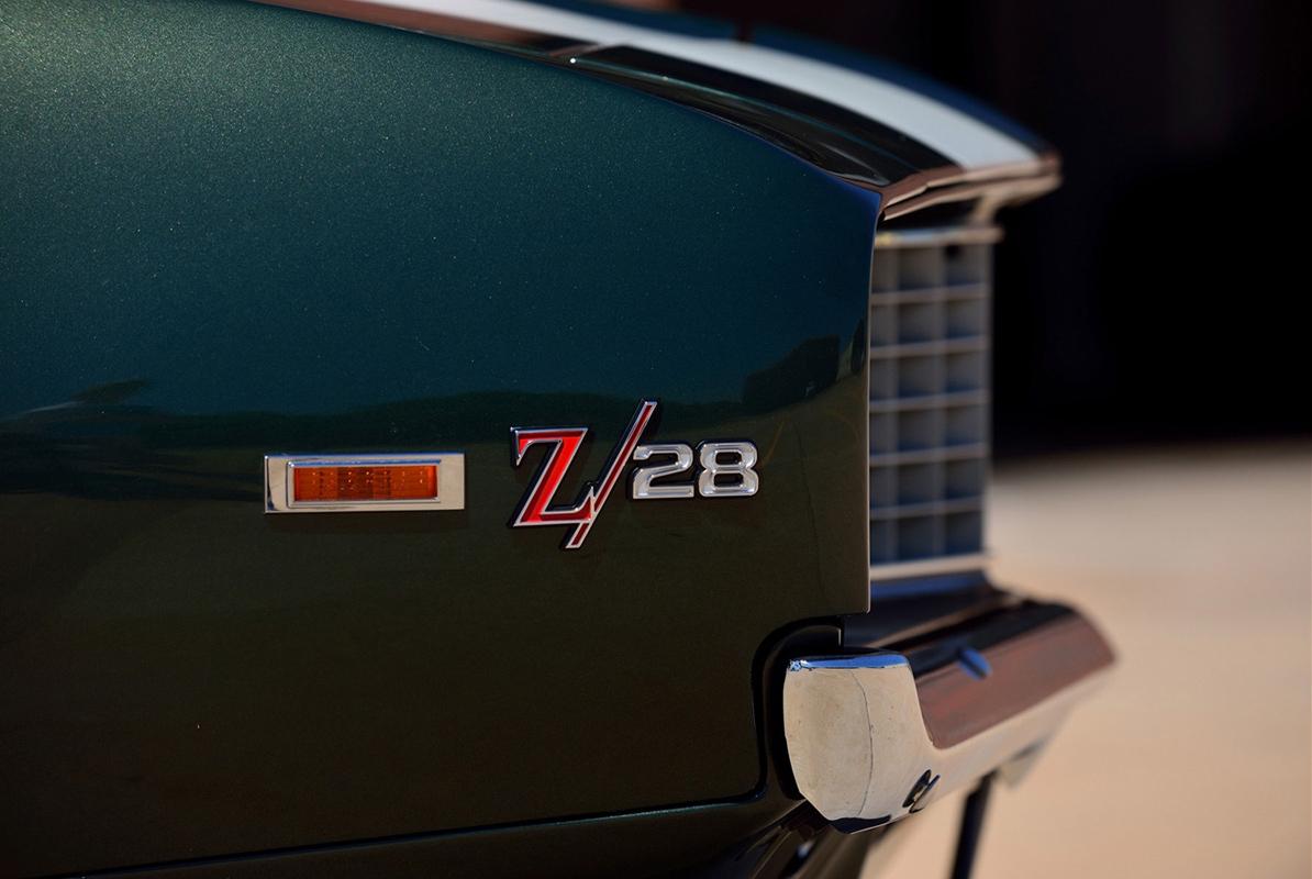 Foto de Chevrolet Camaro Z28 de 1969 (8/12)