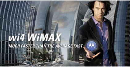 Chipset WiMax de Motorola para móviles