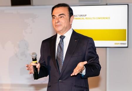 Carlos Ghosn acepta dimitir como CEO de Renault días antes de su sustitución como líder en la firma del rombo