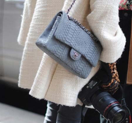 Qué bolsos llevar en la Semana de la Moda según las fashionistas