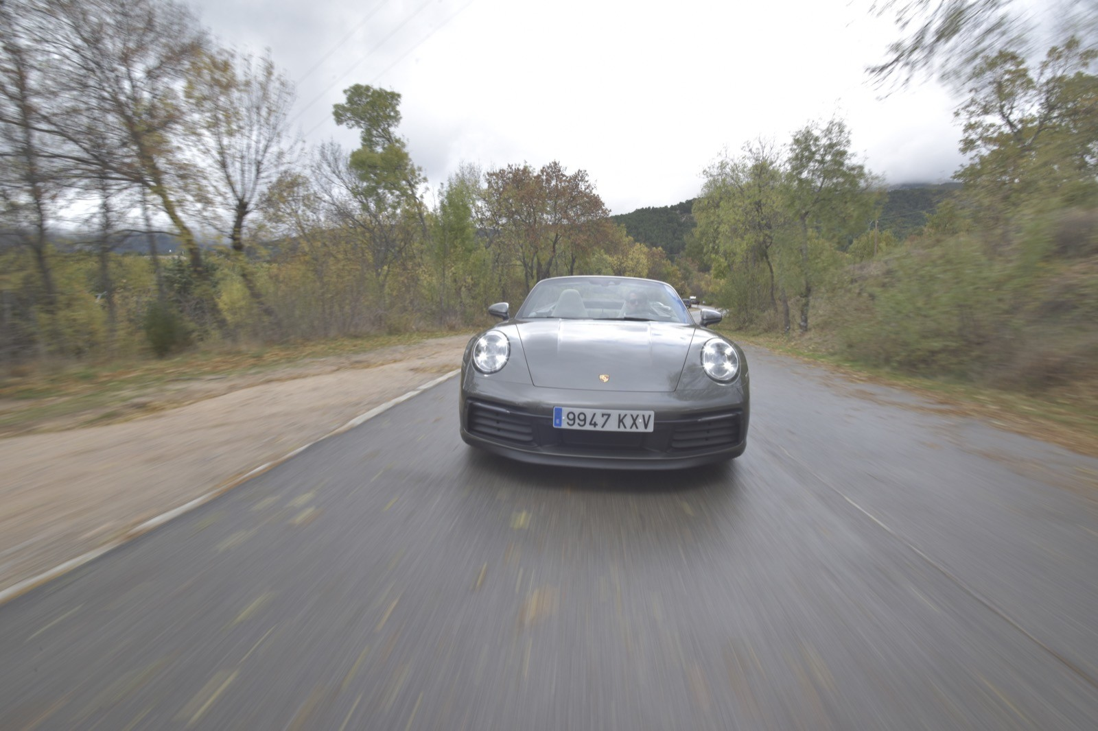Foto de Porsche 911 Carrera 4S Cabriolet (prueba) (1/42)