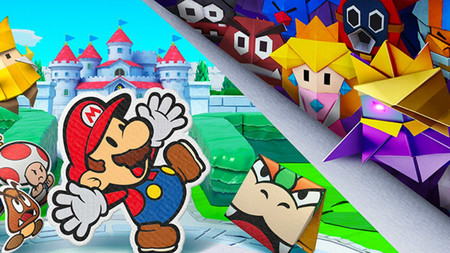 Consigue un tema especial de Paper Mario: The Origami King para Tetris 99 participando en el torneo de este fin de semana
