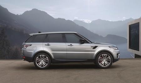 Range Rover Sport, ahora también sabe ser eficiente además de ser muy rápida
