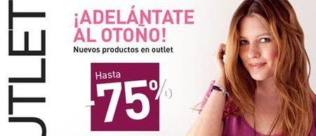 'La Redoute' se pone al 75% en su outlet