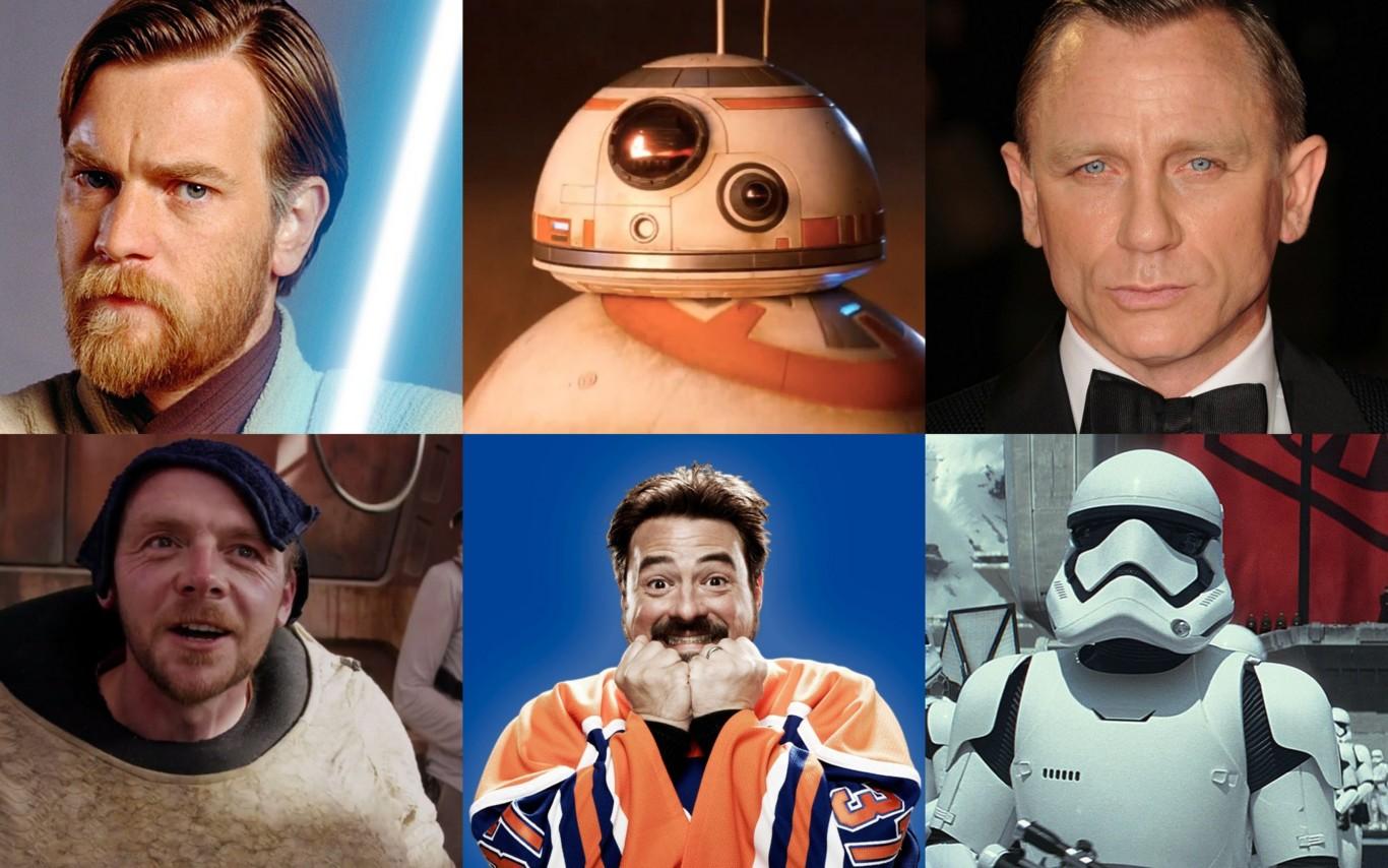 Los 31 Cameos Que No Deberían Pasarte Desapercibidos De Star Wars Vii El Despertar De La Fuerza