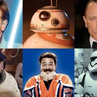 Los 31 cameos que no deberían pasarte desapercibidos de 'Star Wars VII: El despertar de la fuerza'