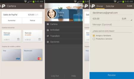 PayPal para Android