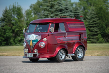 Volkswagen Microbus Custom Shorty