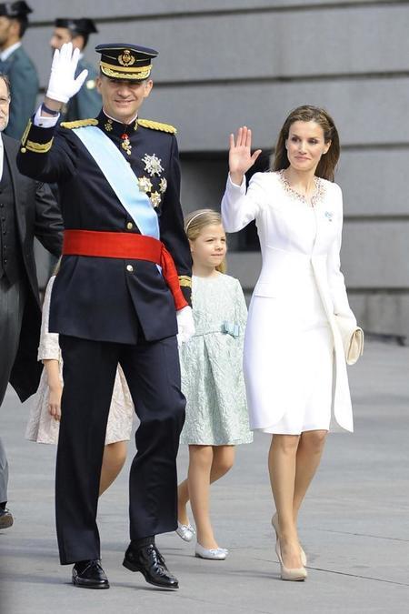 Ya tenemos un Felipe VI y una Reina Consorte Letizia