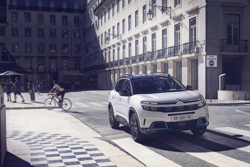 Probamos el Citroën C5 Aircross Hybrid, un SUV híbrido enchufable con gran confort y habitabilidad