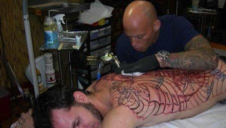 'Miami Ink', reality sobre tatuajes, tatuados y tatuadores