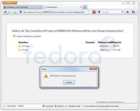 """Fedora 15 Beta se retrasa y """"Verne"""" será el nombre de Fedora 16"""