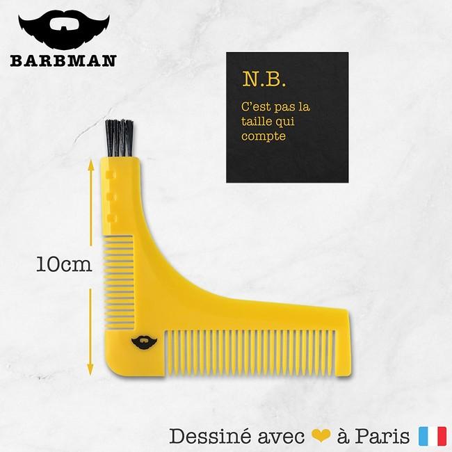 Desenredante Barbas