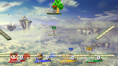 Como noquear a tu oponente en Super Smash Bros en tan sólo siete segundos