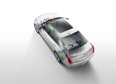 Cadillac Ct6 Plug In Hybrid 4