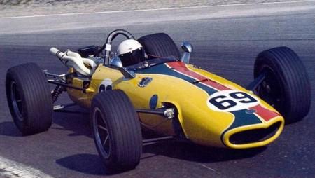 Al Pease F1 Canada 1969