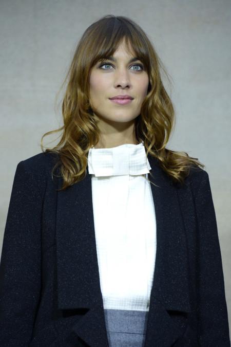 Las celebrities fieles al desfile de Chanel