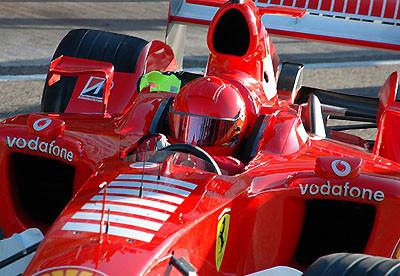 Valentino Rossi dice no a la A1GP y sí al F2008