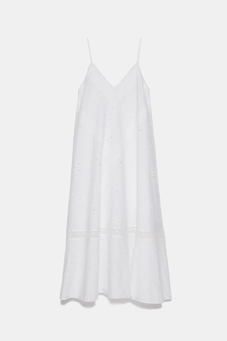 Dakota Johnsson Vestido Blanco 6