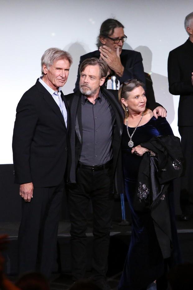 Foto de 'Star Wars: El despertar de la fuerza', fotos de la premiere mundial (26/28)