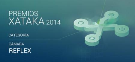 Mejor cámara réflex de 2014, vota en los Premios Xataka 2014