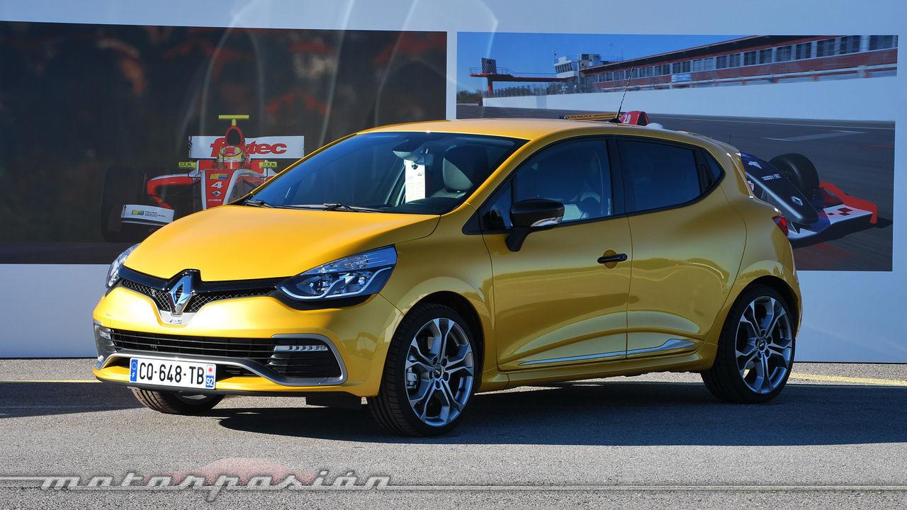 Foto de Renault Clio RS 200 EDC (presentación) (5/49)