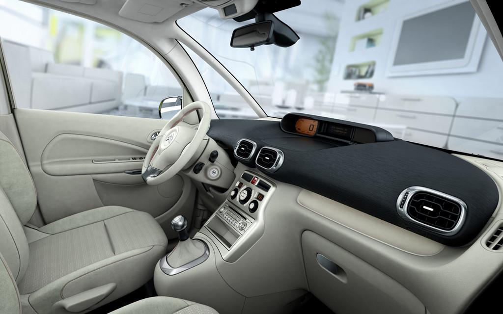 Foto de Citroën C3 Picasso (8/18)