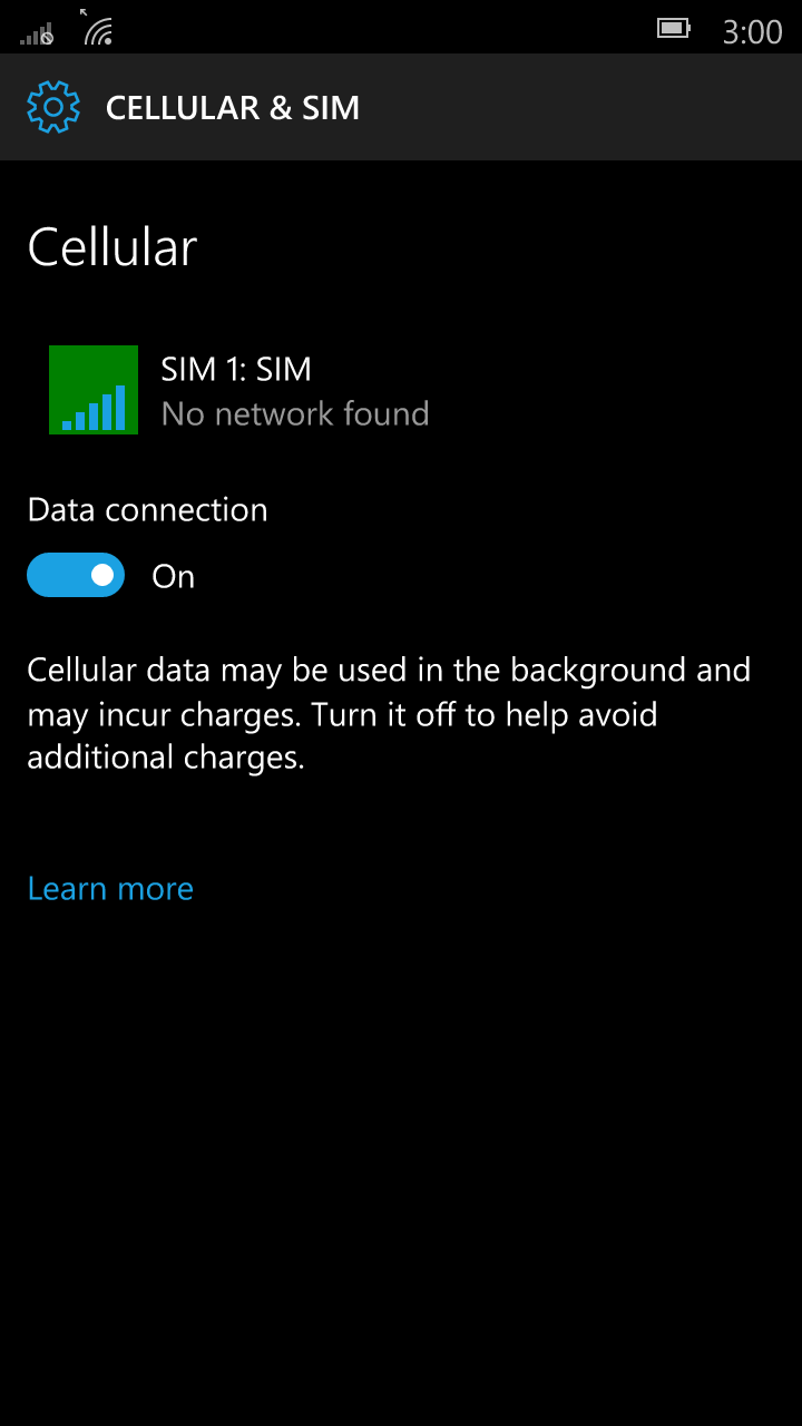 Foto de Windows 10 Mobile build 10136 (29/92)