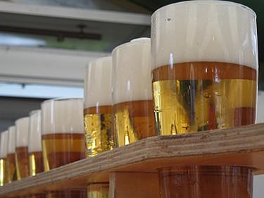 La bebida predilecta para las borracheras en EE UU, indudablemente la cerveza