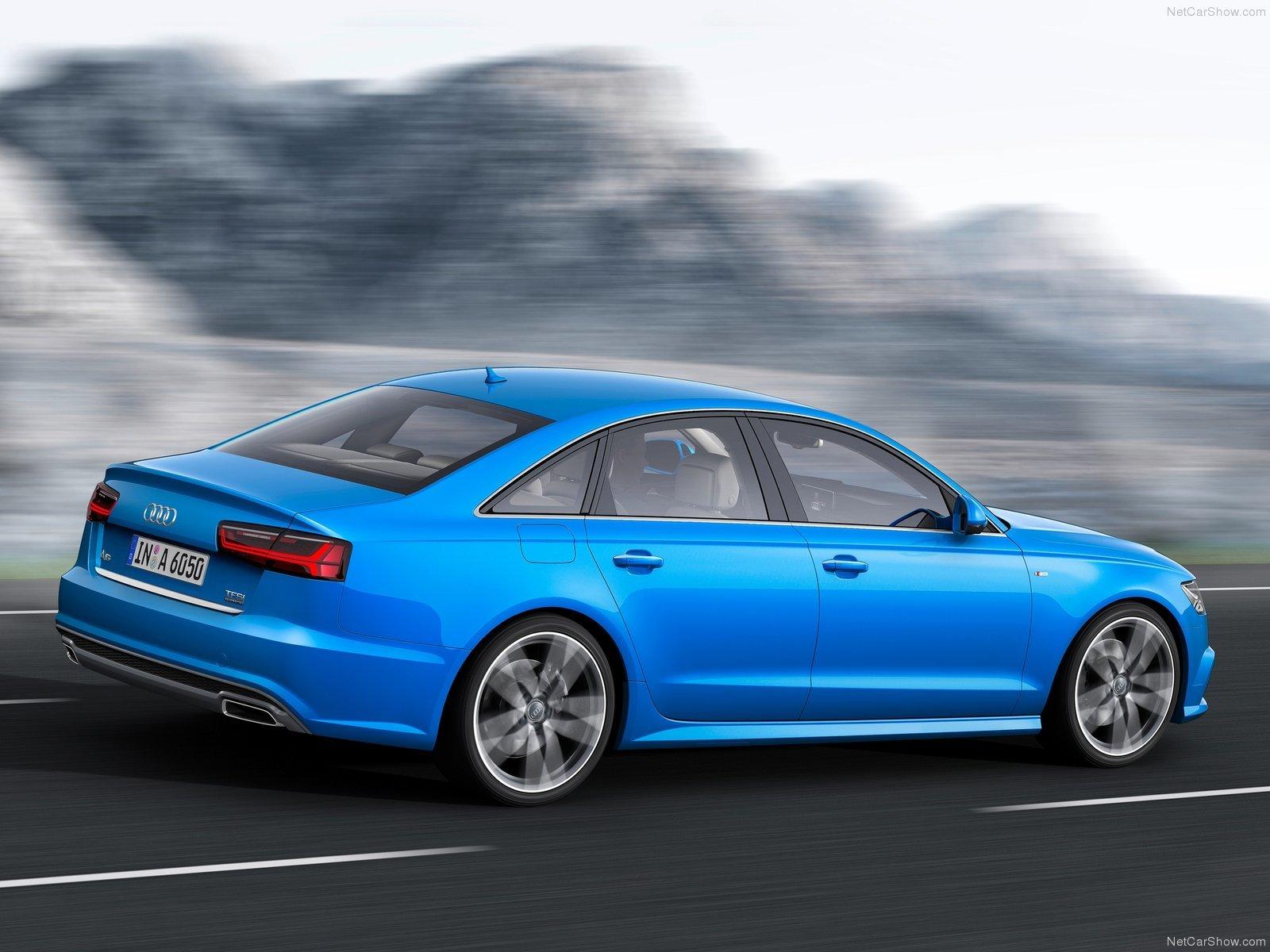Audi A6 2015 8 12