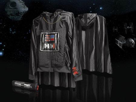 Adidas Star Wars chamarra