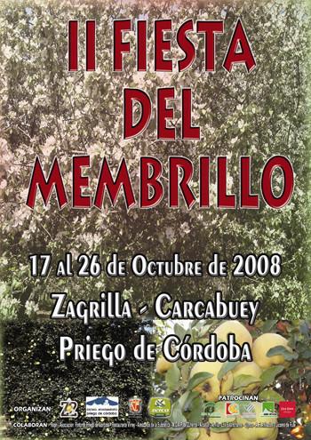 II Fiesta del Membrillo, en Priego de Córdoba