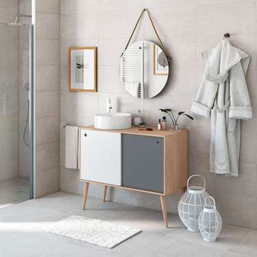 La nueva colección de baños Leroy Merlin se adapta a las necesidades más actuales