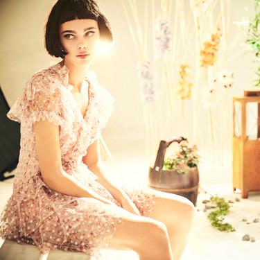 Highly Preppy reinventa el estilo boho con una colección Primavera-Verano 2019 de estética oriental