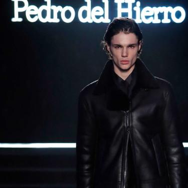 Pedro del Hierro hace del sporty chic la tendencia más elegante de su pasarela de invierno 2020