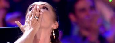 Panto Idol Kids: Isabel Pantoja se enoja con Edurne, le hace la ola a Rocío Jurado y dice que estuvo en el mismo lugar que Michael Jackson, se confirma entonces que no son la misma persona