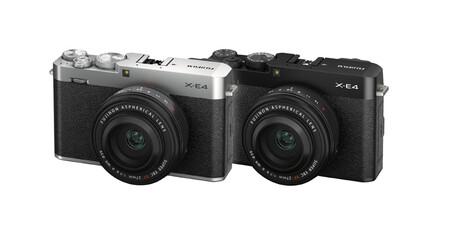 Fujifilm X E4 Colores