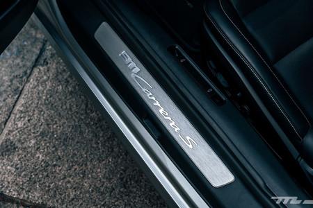 Porsche 911 Carrera S moldura puerta
