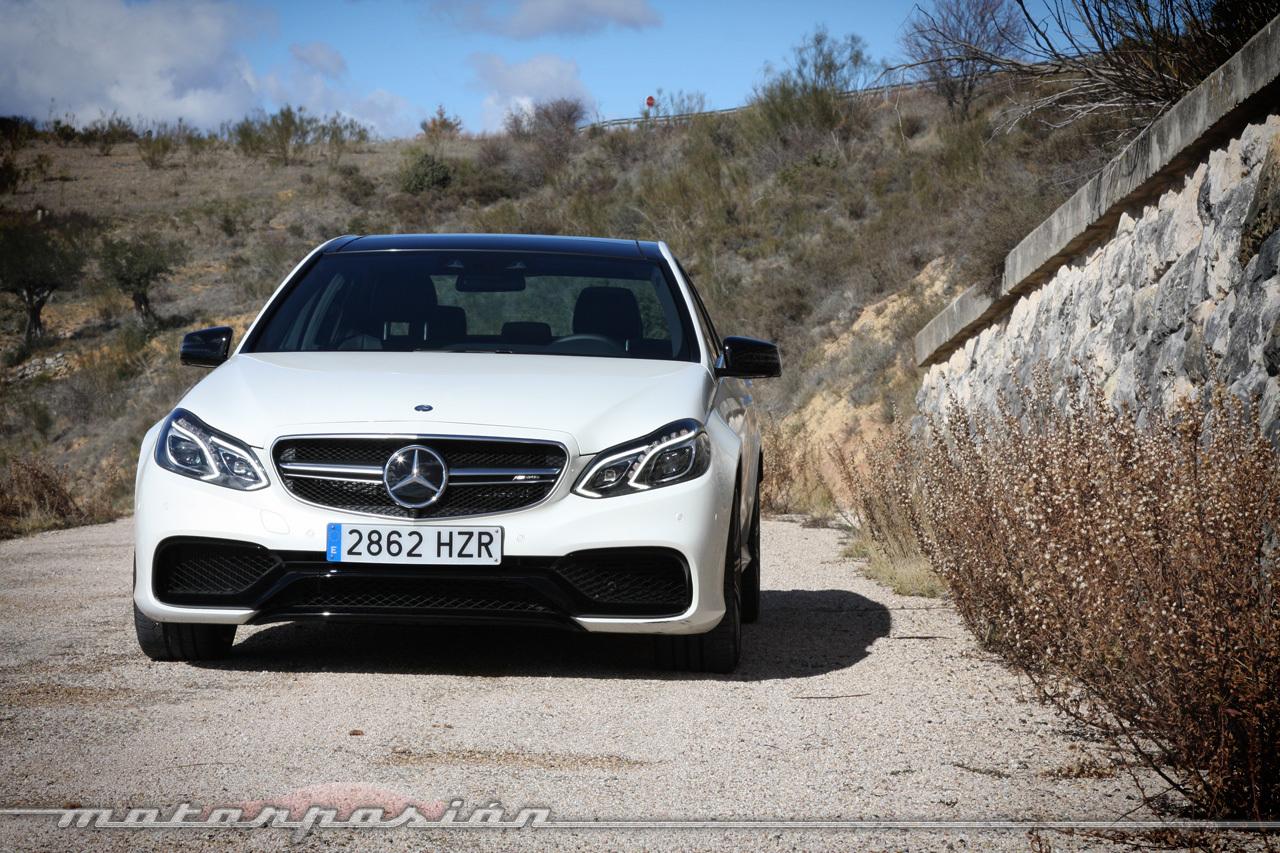 Foto de Mercedes-AMG E 63 4Matic (prueba) (9/42)