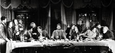 La última cena como motivo fotográfico
