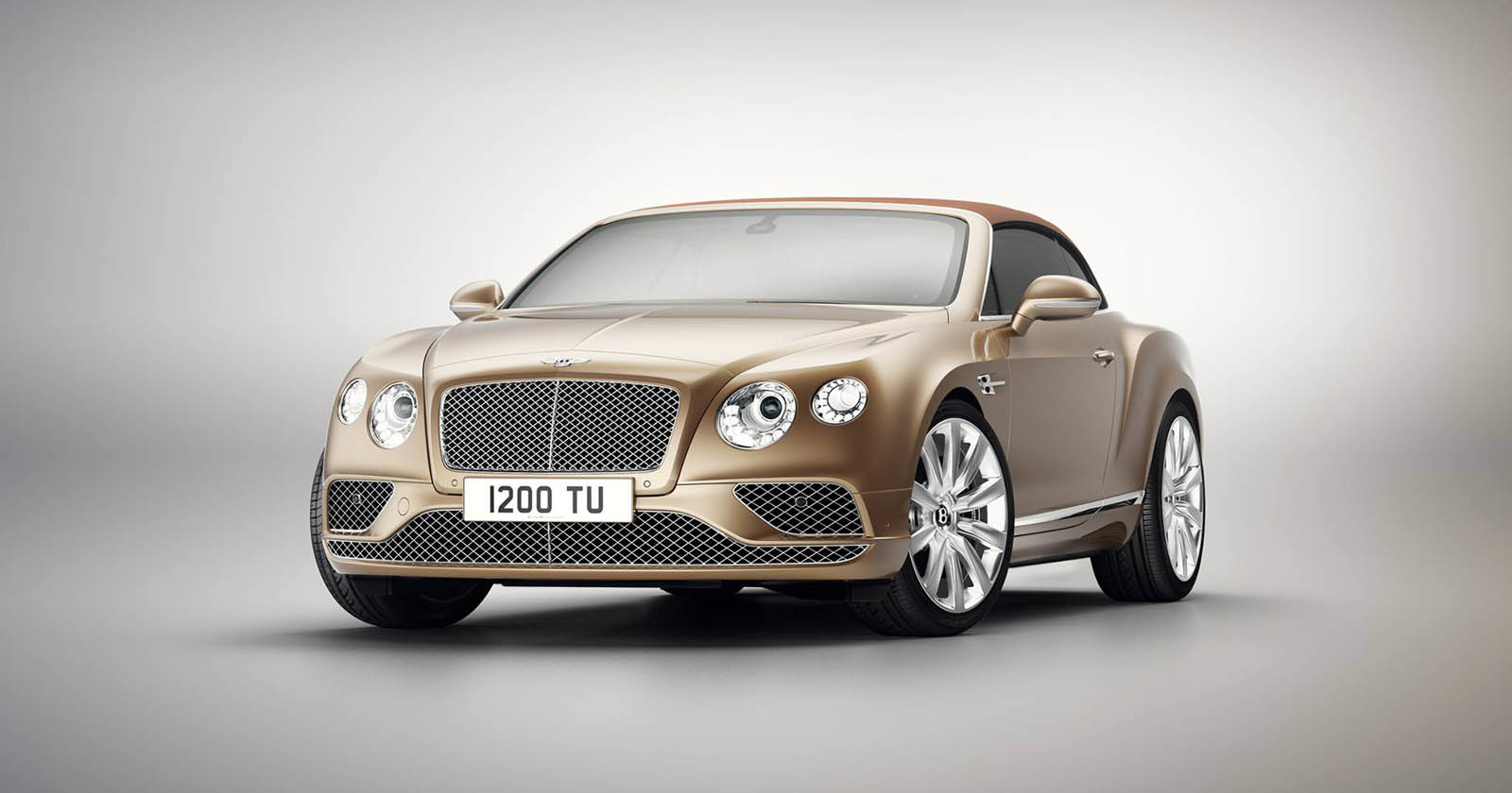 Foto de Bentley Continental GT Timeless Series (1/9)