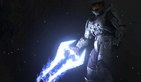 Recrean la espada de energía de Halo en la vida real
